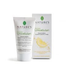 Maschera Purificante Viso Acque Unicellulari Nature's