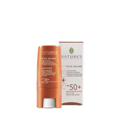 stick iSolari Nature's SPF50