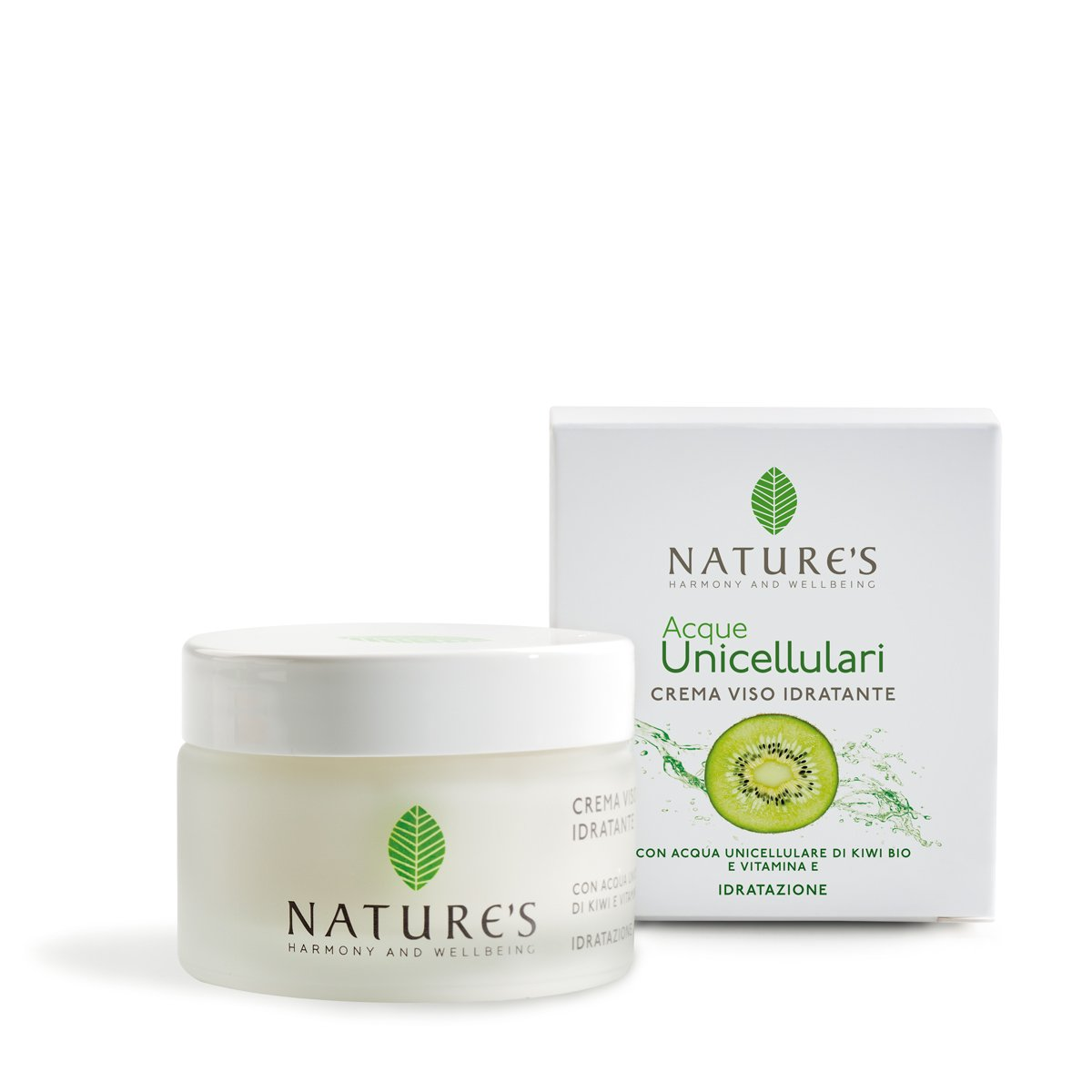 Crema Viso Idratante Acque Unicellulari Nature's