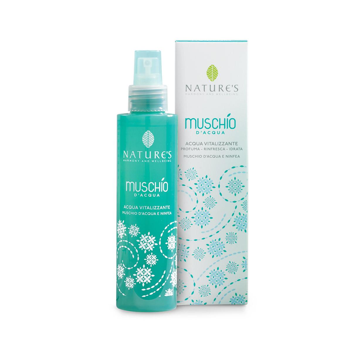 Muschio d'Acqua Vitalizing Water