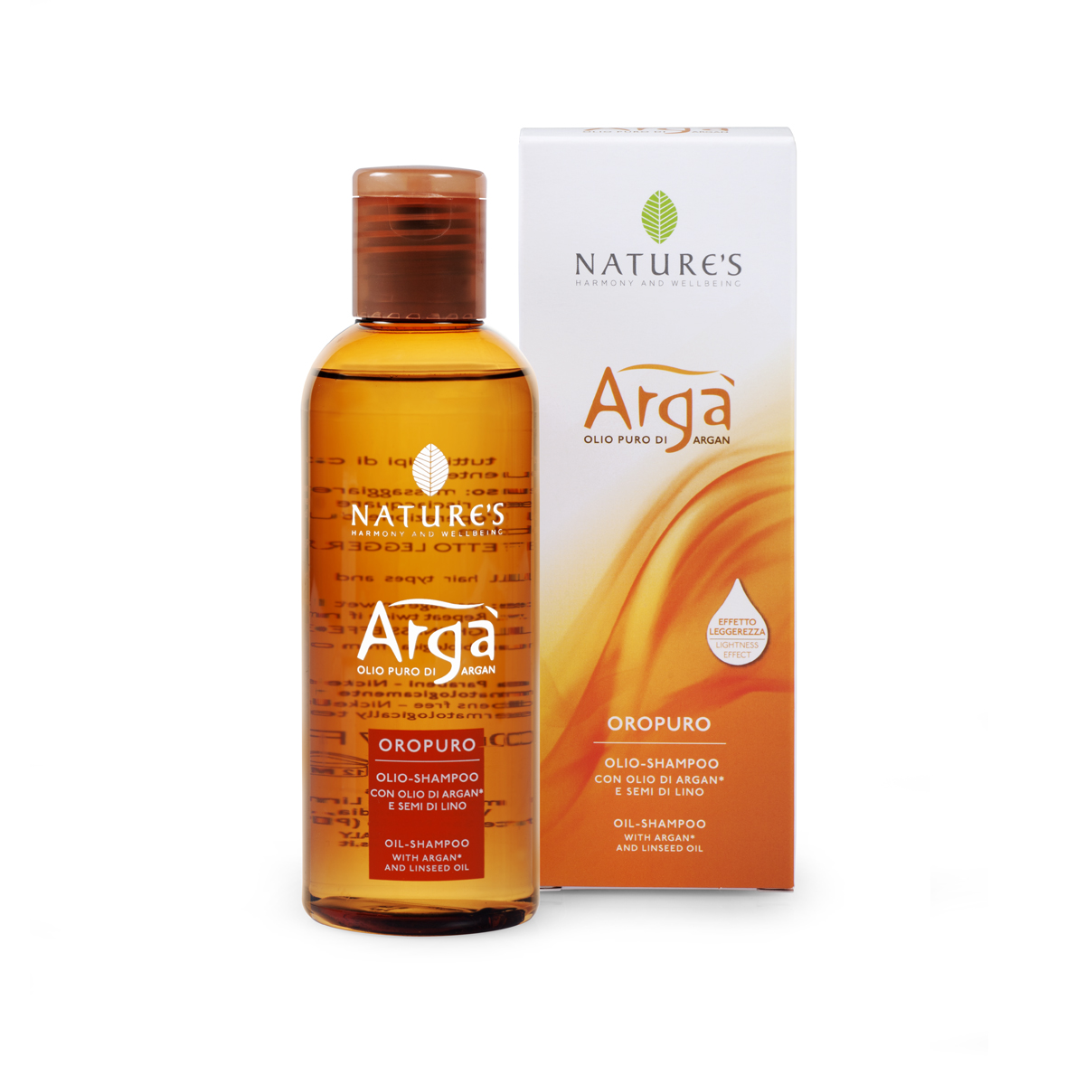 Argà Olio-Shampoo