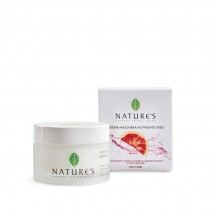 Crema Maschera Nutriente Viso Acque Unicellulari Nature's