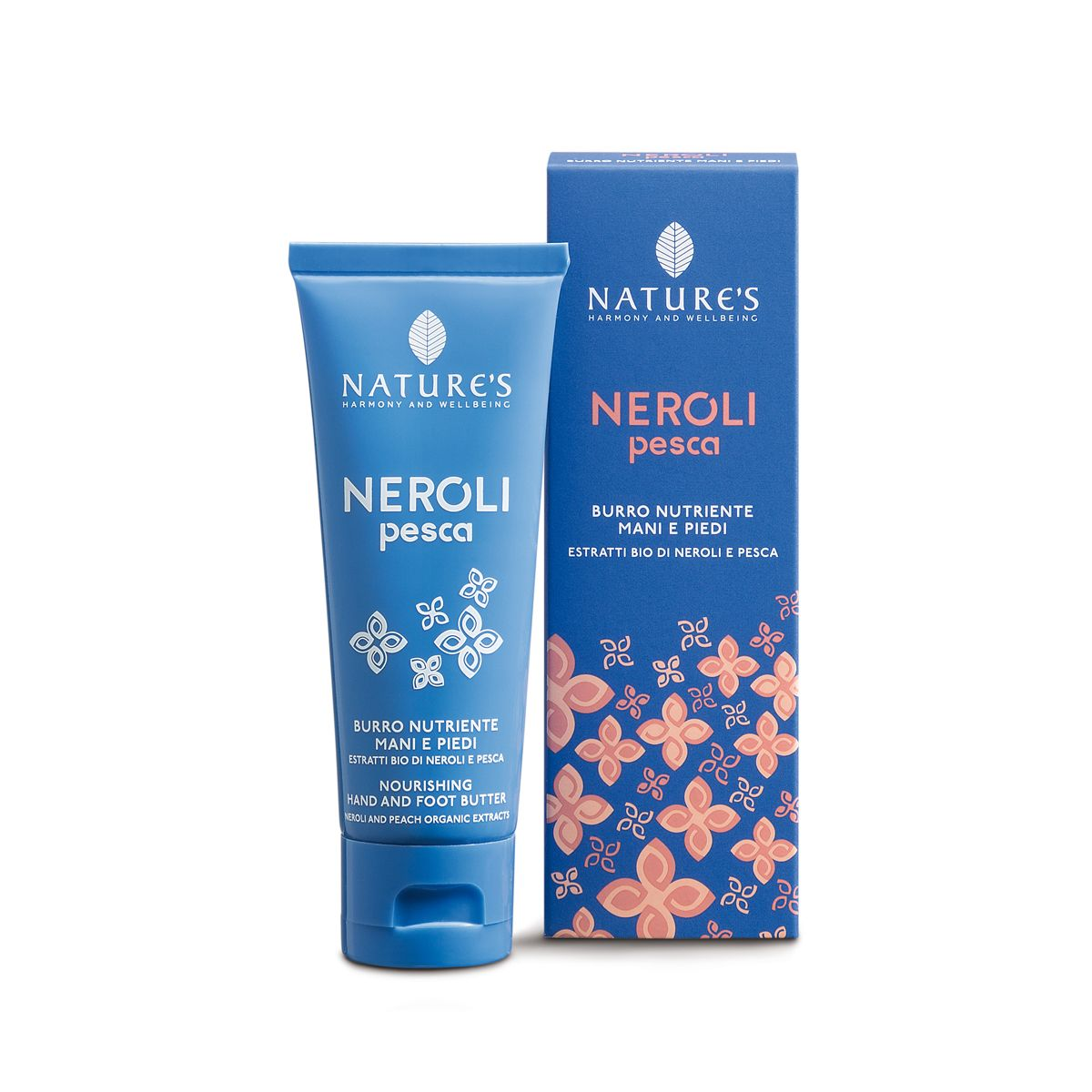 Hand and Foot Nourishing Butter Neroli Pesca