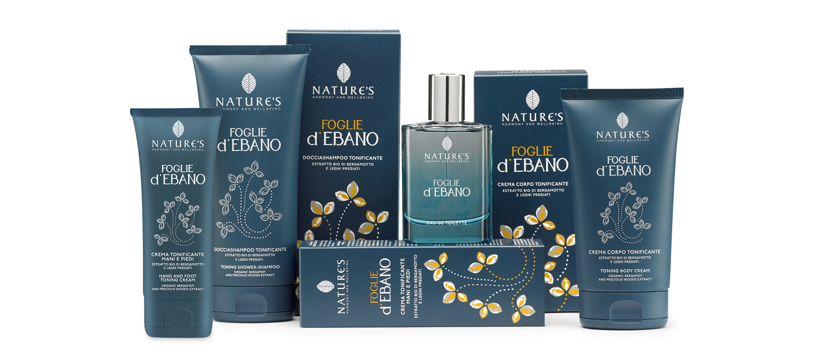 Foglie d'Ebano Linea Nature's
